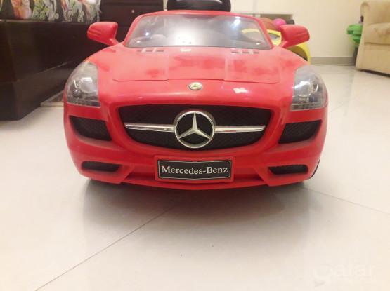 Mercedes Benz car just for 550 qr