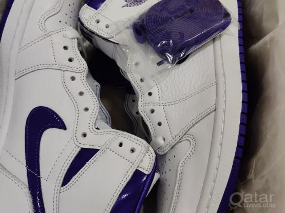 New Jordan 1 High OG Purple