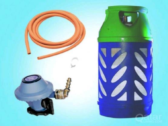 12kg gas cylinder regulator pipe full set -310QR delivery free
