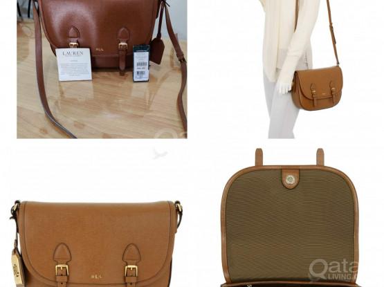 Preloved Ralph Lauren Shoulder/Messenger Bag