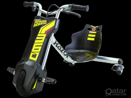 Razor 360 elec scooter