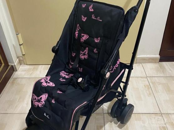 silvercross lightweight stroller