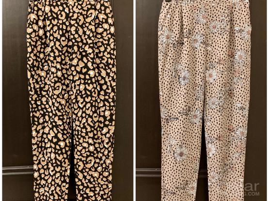 New Ladies Clothing/Trousers/Pants: Mango, Debenhams, Top Shop… (EUR 34 /36 / S)