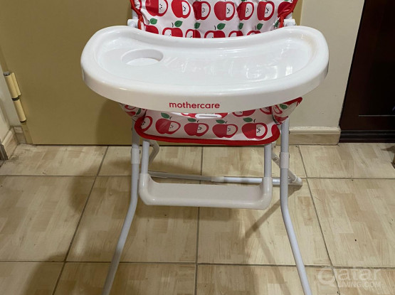 Mothercare high chair like new