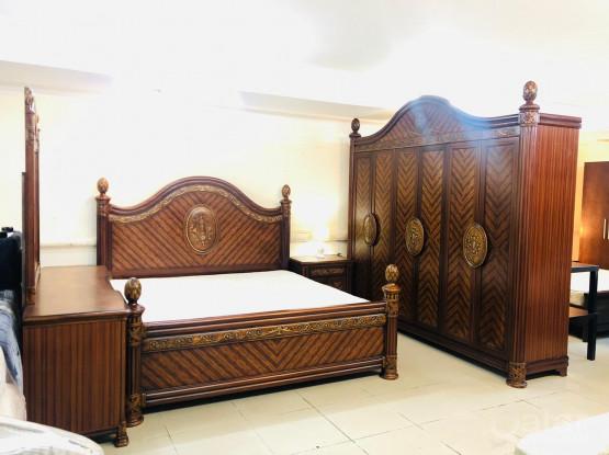 King size bedroom set 200x200cm