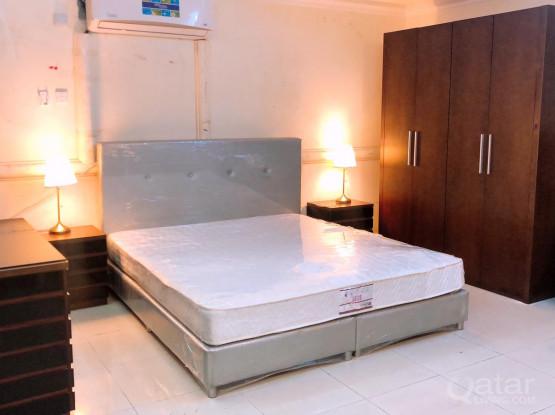 King size bedroom set 200x180cm