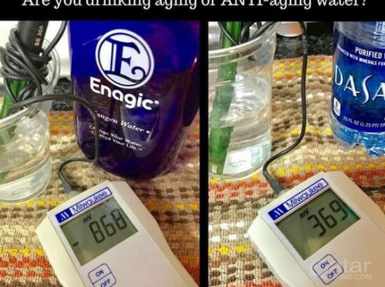 Kangen Alkaline Water Medical Japanese Technology