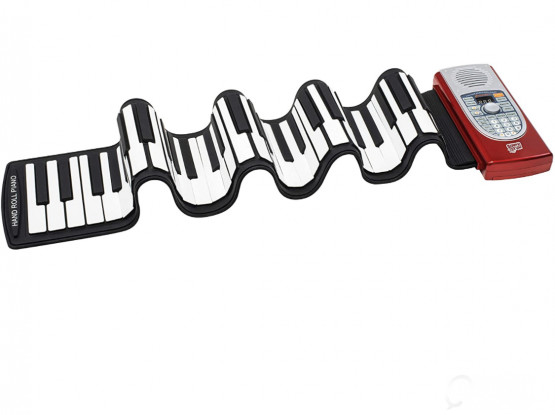 Brand new foldable piano 🎹