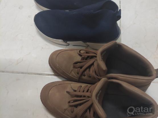 Zara Unisex Shoes