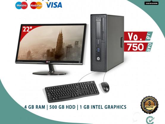 HP 800 G1 i5 ELITEDESK SFF ( LIMITED STOCK)
