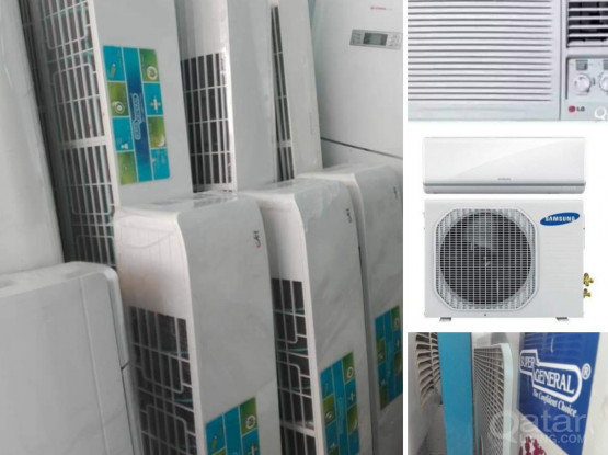 Buying And Sell Ac★Split Ac&Window Ac★Warranty With Installation Ac Hole Qatar..Call Me 33798555 What's Up