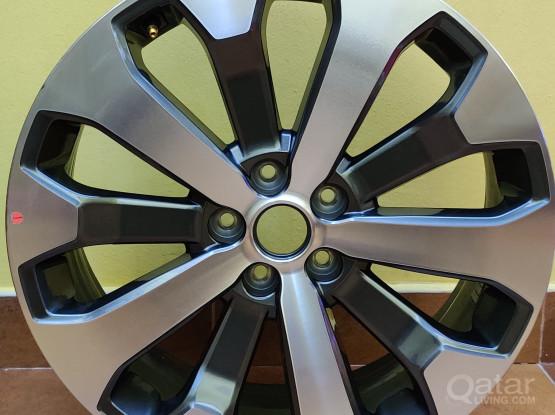 New Alloy wheels 20 inches original SUV R20