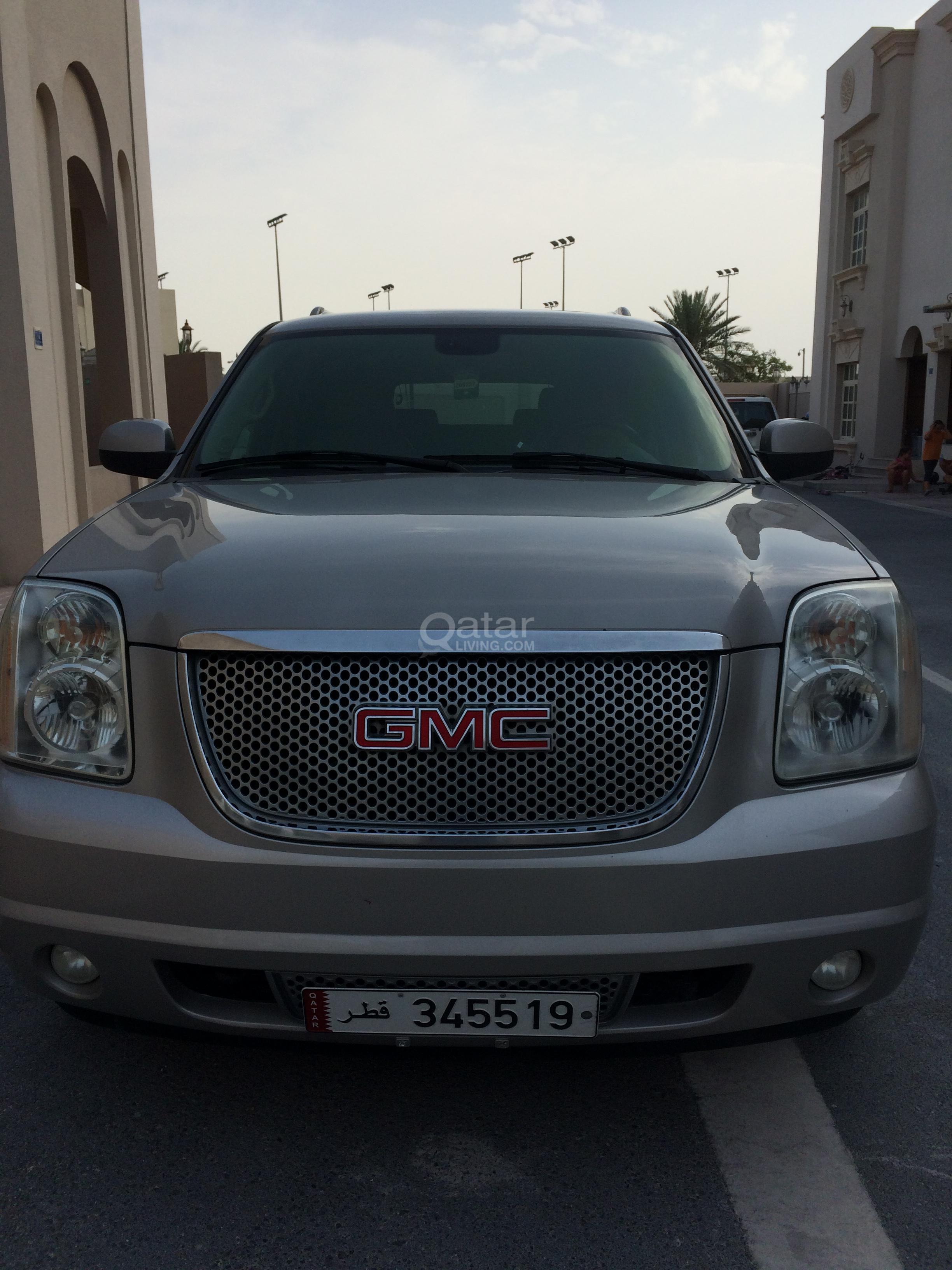 2007 Gmc Yukon Xl Denali Qatar Living