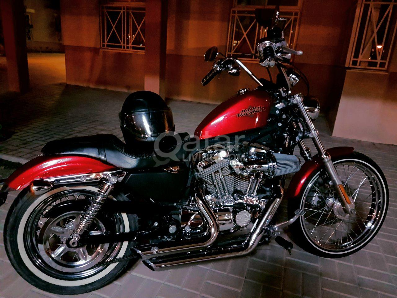 Sportster 72 2013 Please Read All Qatar Living