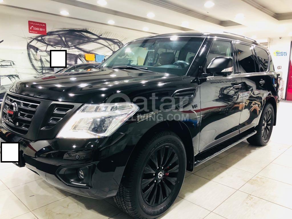 2017 Nissan Patrol Platinum Black Edition Qatar Living