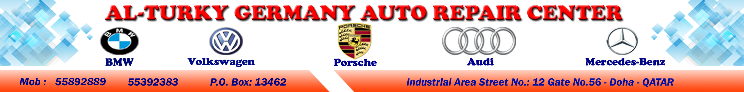 Al-Turky Germany Auto Repair Center