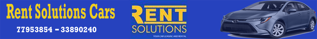 Rent Solutions Cars